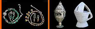 Traditional Yemeni jewellery sets,  Incense burners, Incense, Frankincense